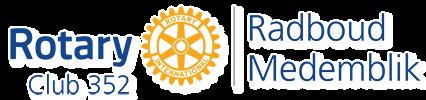 Rotary Radboud actieshop